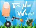 Play Toe Nail Wheel game